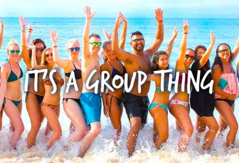 Bali Group Tours